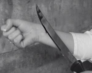 slitting wrist