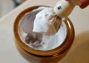perfect-shaving-lather