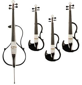 string Quartet silhouette