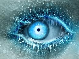 frozen eye 1