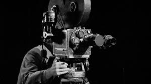 Filmmaking camera old