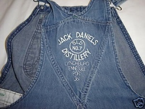 jackdaniels overalls