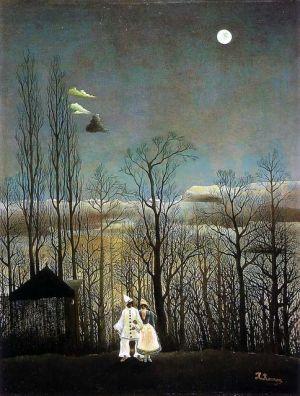 A Carnival Night [1886]