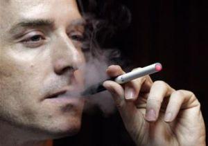 electronic-cigarette-man-smoking
